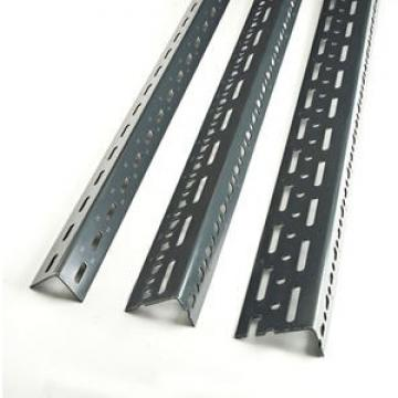 Grey Color Dexion Design Equal Type Steel Slotted Angle Bar
