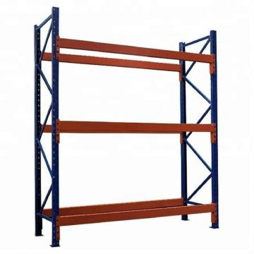 Heavy Duty Steel Mezzanine Racking for Industrial Warehouse Storage